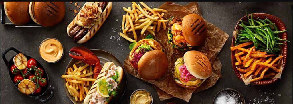 Fast Food mengandung banyak lemak.
