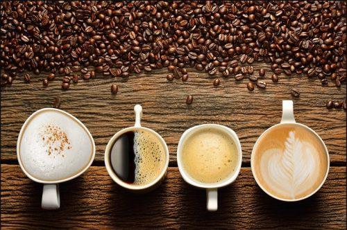 kopi dengan rasa